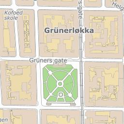 olaf ryes plass kart GRÜNERLØKKA   Unik og tiltalende 4 roms loftsleilighet i ombygget  olaf ryes plass kart